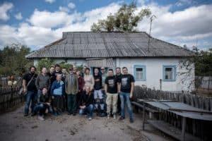 5 Tage   Tschernobyl Adventure Tour   viel Zeit für Lost Places Fotografen   Pripjat & Duga Radar   Besuch bei den Babushkas   in kleiner Reisegruppe