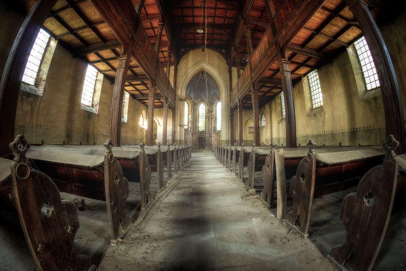 Fototour Lost Places in Polen geheime Orte entdecken