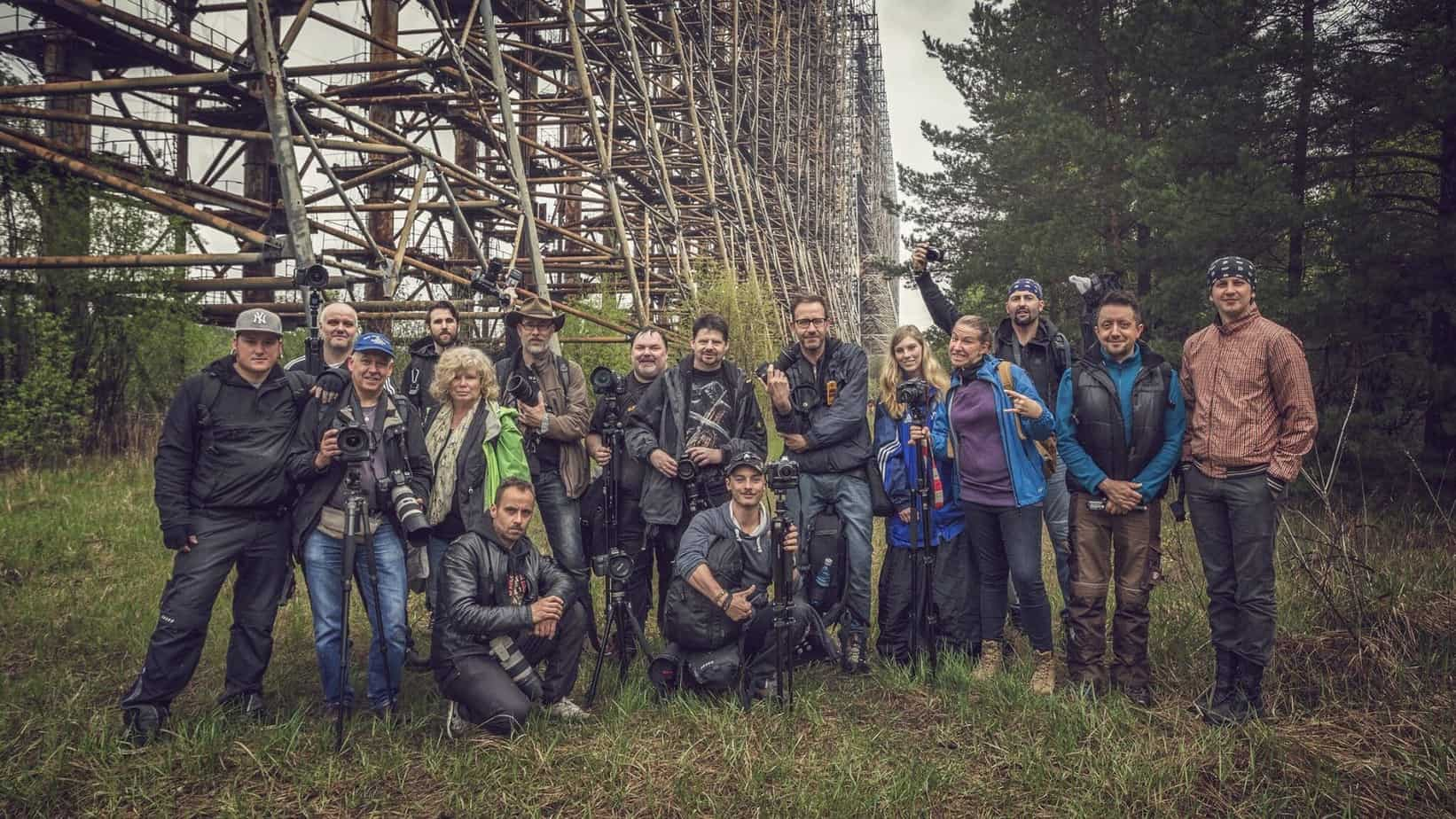 Fotoexpedition Tschernobyl und Pripyat