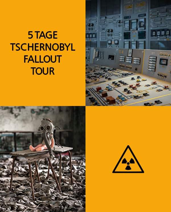Tschernobyl Fallout Tour
