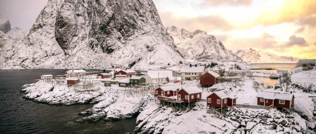 Lototen und Polarlichter Fotoreisen
