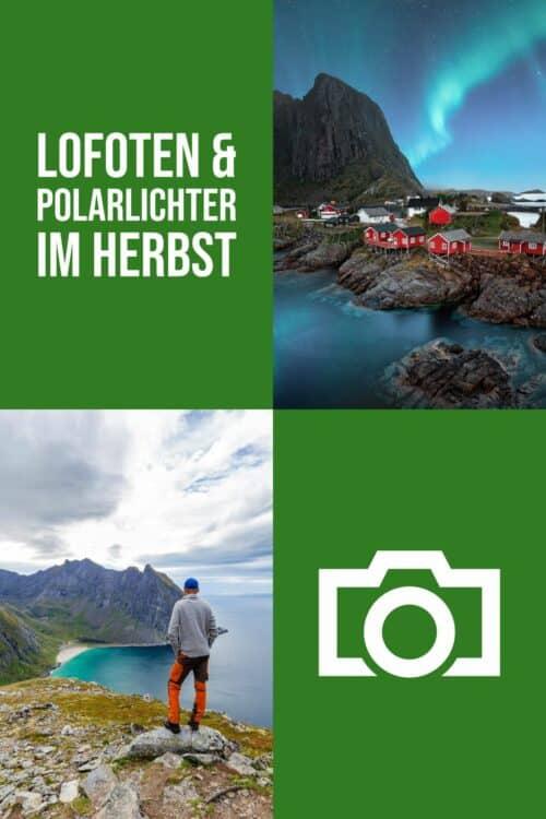 Lofoten und Polarlichter Trekkingtour und Fotoreise