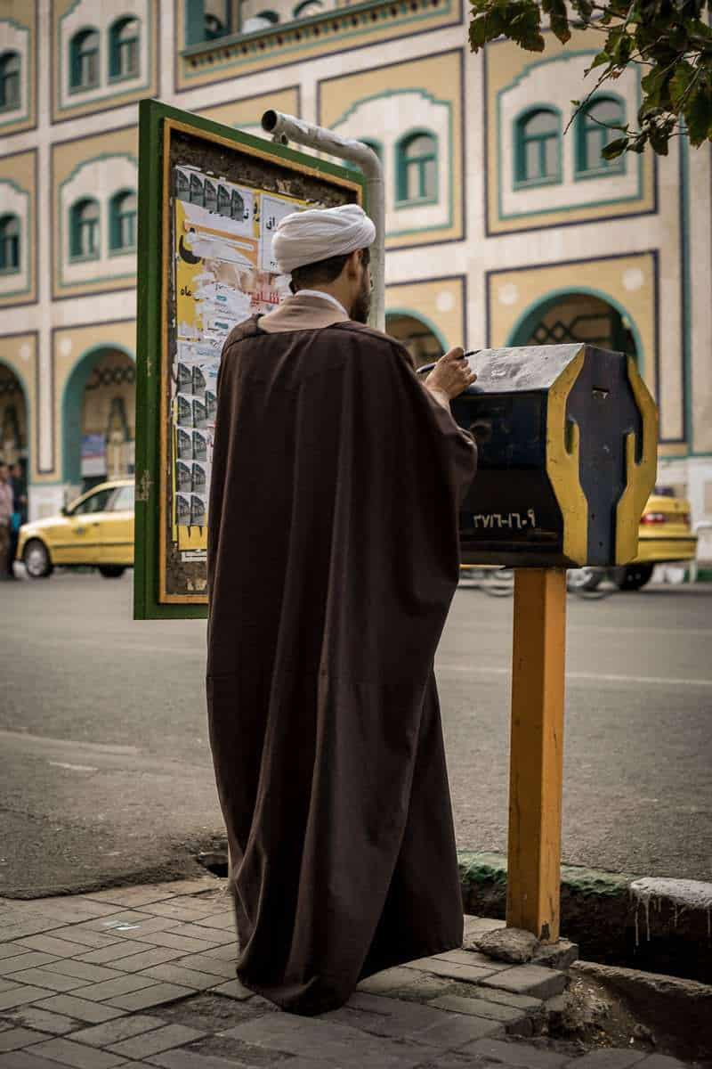 Fotoreise Iran – Die Stadt Qom