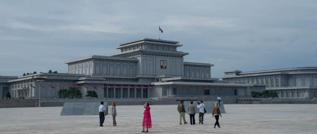 Nordkorea Reise- Pyongyang Marathon