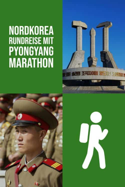 Nordkorea Rundreise - Marathon Pyongyang