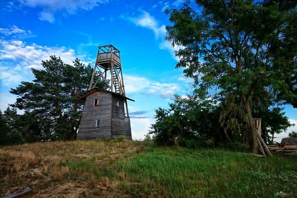 Spannende Abenteuertour mit dem Kajak durch den Pripyat Nationalpark in der Ukraine