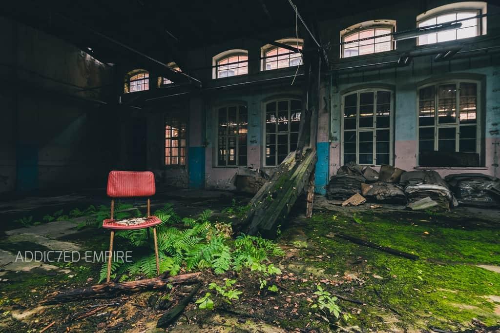 Lost Places Fototour zur verlassenen Glasmanufaktur