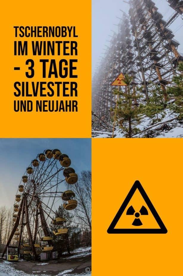 Tschernobyl und Silvester drei Tage Tour