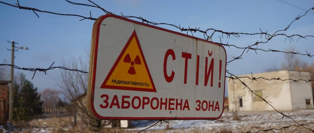 Exkursion in die Sperrzone von Tschernobyl