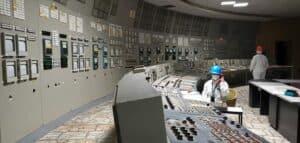 Atomkraftwerk Tschernobyl Reaktorblock Nummer 3