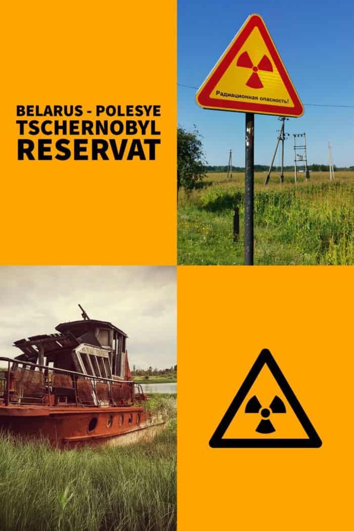 Tschernobyl Sperrzone in Belarus