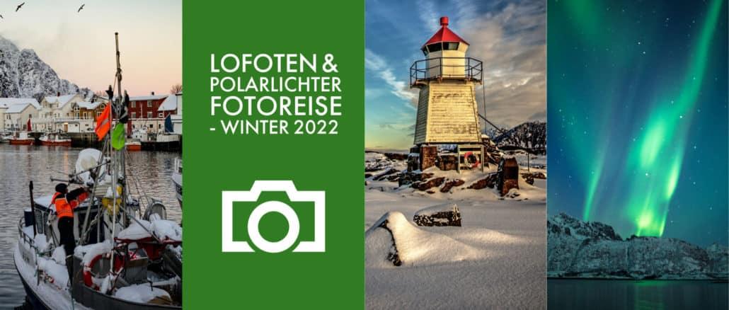 Lofoten & Polarlichter Fotoreise