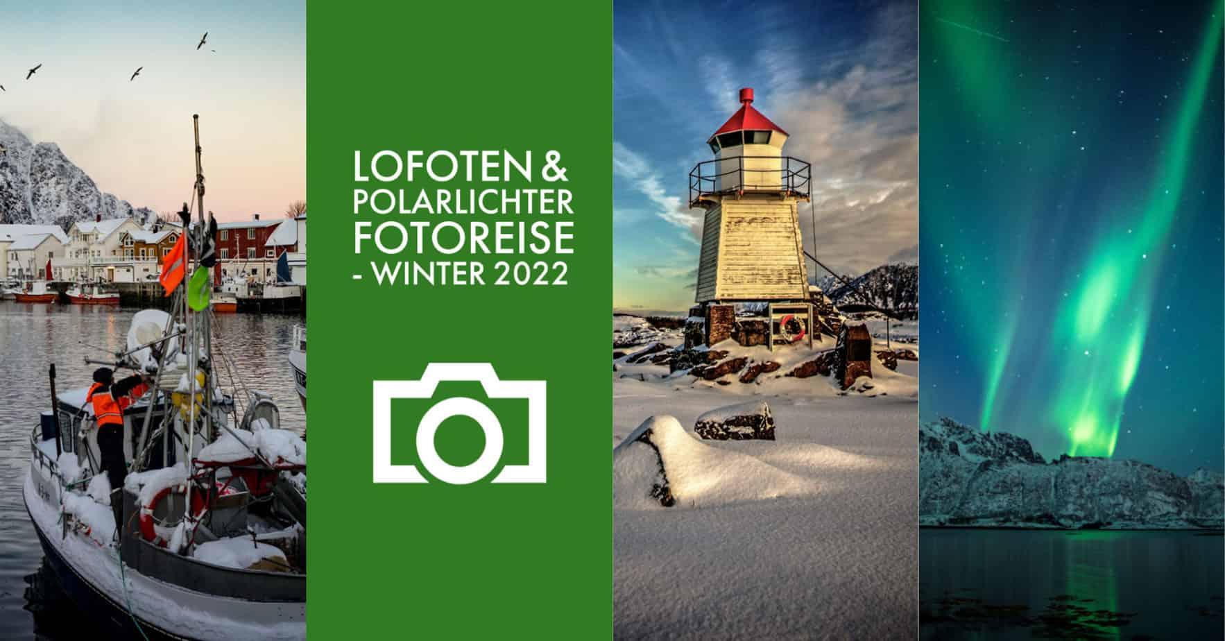 Lofoten & Polarlichter im Winter