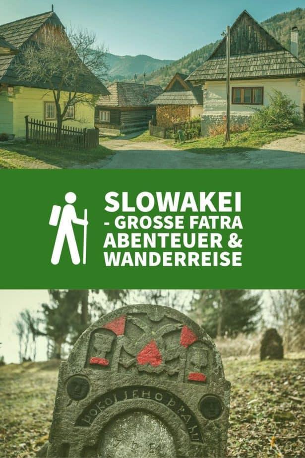 Slowakei - Grosse Fatra Wanderreise