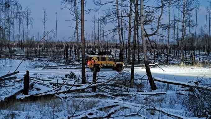 Seit 2014 organisieren wir eindrückliche Exkursionen in die Sperrzone von Tschernobyl. Kein anderer Ort auf der Erde bietet einen derartig faszinierenden Blick in die Vergangenheit.
