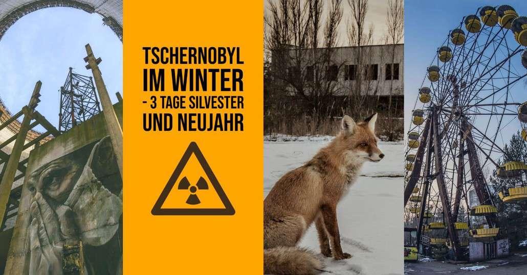 Tschernobyl Silvester Tour Banner