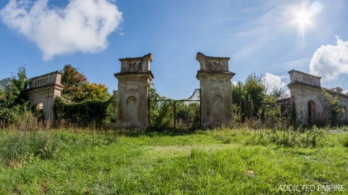 Lost Places Fototour - Schloss Rohnstock