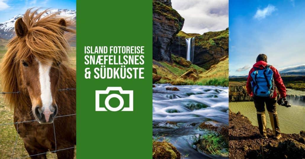 Island Fotoreise – Snæfellsnes & Südküste