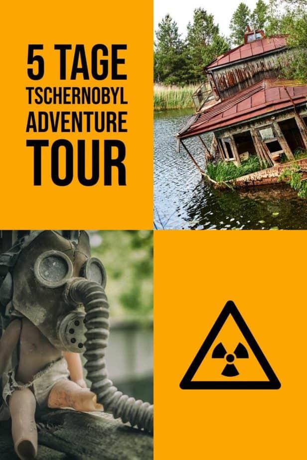 Tschernobyl Adventure Fototour